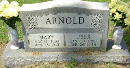 ARNOLD, MARY - Lawrence County, Arkansas | MARY ARNOLD - Arkansas Gravestone Photos