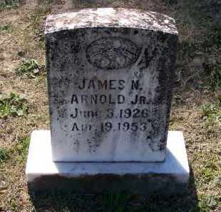 ARNOLD, JR., JAMES NOEL - Lawrence County, Arkansas | JAMES NOEL ARNOLD, JR. - Arkansas Gravestone Photos