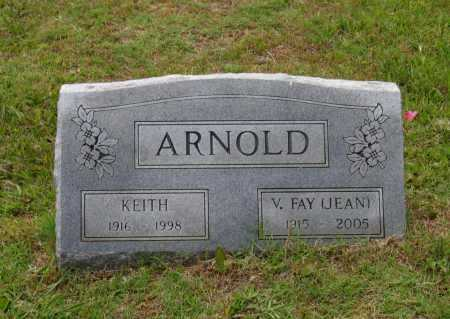 ARNOLD, KEITH - Lawrence County, Arkansas | KEITH ARNOLD - Arkansas Gravestone Photos