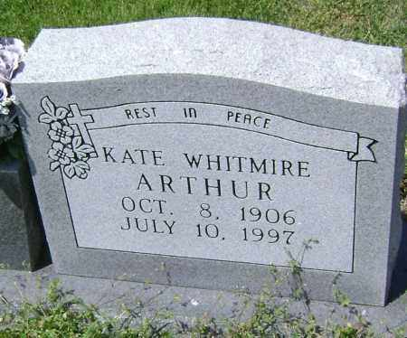 ARTHUR, KATE - Lawrence County, Arkansas | KATE ARTHUR - Arkansas Gravestone Photos