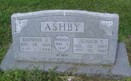 ASHBY, DAPHINE J. - Lawrence County, Arkansas | DAPHINE J. ASHBY - Arkansas Gravestone Photos