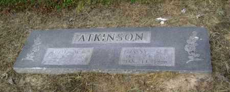 ATKINSON, COY W. - Lawrence County, Arkansas | COY W. ATKINSON - Arkansas Gravestone Photos