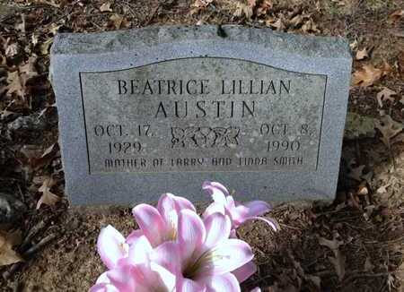 AUSTIN, BEATRICE LILLIAN - Lawrence County, Arkansas | BEATRICE LILLIAN AUSTIN - Arkansas Gravestone Photos