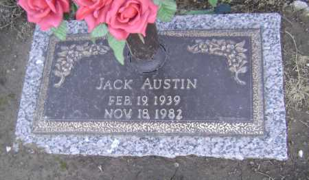 AUSTIN, JACK - Lawrence County, Arkansas | JACK AUSTIN - Arkansas Gravestone Photos
