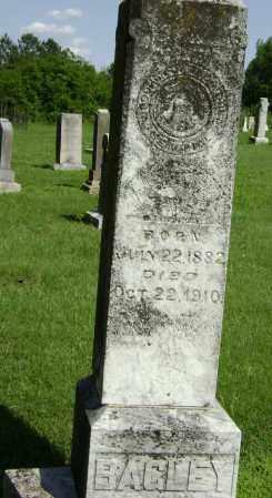 BAGLEY, ALFRED - Lawrence County, Arkansas | ALFRED BAGLEY - Arkansas Gravestone Photos