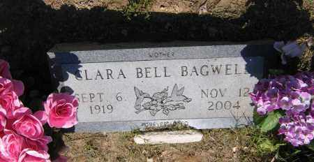 BAGWELL, CLARA BELL - Lawrence County, Arkansas | CLARA BELL BAGWELL - Arkansas Gravestone Photos
