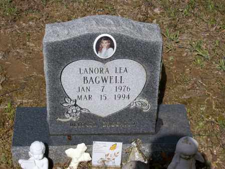 BAGWELL, LANORA LEA - Lawrence County, Arkansas | LANORA LEA BAGWELL - Arkansas Gravestone Photos