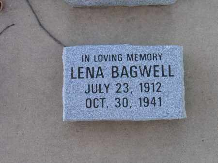 BAGWELL, LENA - Lawrence County, Arkansas | LENA BAGWELL - Arkansas Gravestone Photos