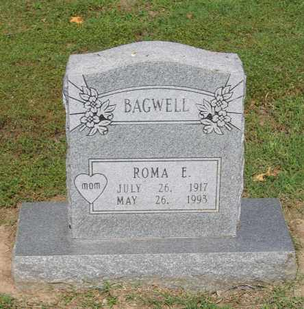 BAGWELL, ROMA E. - Lawrence County, Arkansas | ROMA E. BAGWELL - Arkansas Gravestone Photos