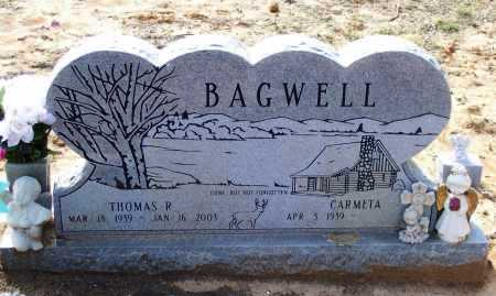 BAGWELL (VETERAN), THOMAS RAY - Lawrence County, Arkansas | THOMAS RAY BAGWELL (VETERAN) - Arkansas Gravestone Photos