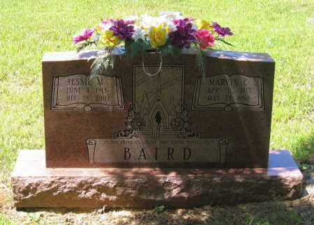 BAIRD, JESSIE M. - Lawrence County, Arkansas | JESSIE M. BAIRD - Arkansas Gravestone Photos