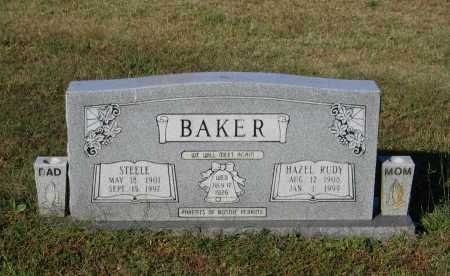 BAKER, BILBREY STEELE - Lawrence County, Arkansas | BILBREY STEELE BAKER - Arkansas Gravestone Photos