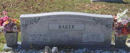 BAKER, JAMES LESLIE - Lawrence County, Arkansas | JAMES LESLIE BAKER - Arkansas Gravestone Photos