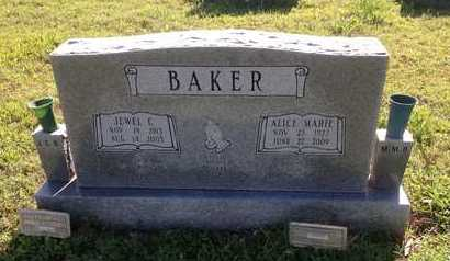 BAKER, JEWEL C. - Lawrence County, Arkansas | JEWEL C. BAKER - Arkansas Gravestone Photos