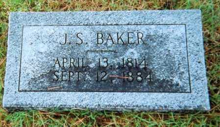 BAKER, JAMES S. - Lawrence County, Arkansas | JAMES S. BAKER - Arkansas Gravestone Photos