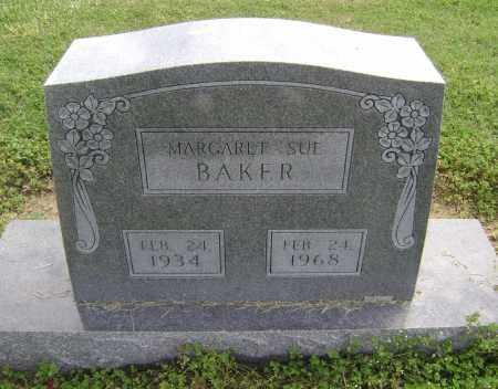 BAKER, MARGARET SUE - Lawrence County, Arkansas | MARGARET SUE BAKER - Arkansas Gravestone Photos