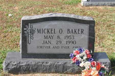 BAKER, MICKEL OWEN - Lawrence County, Arkansas | MICKEL OWEN BAKER - Arkansas Gravestone Photos
