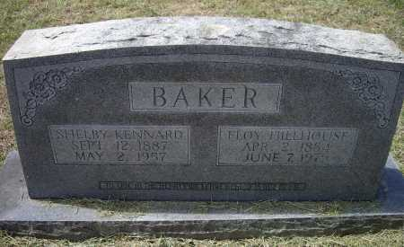 BAKER, SHELBY KENNARD - Lawrence County, Arkansas | SHELBY KENNARD BAKER - Arkansas Gravestone Photos