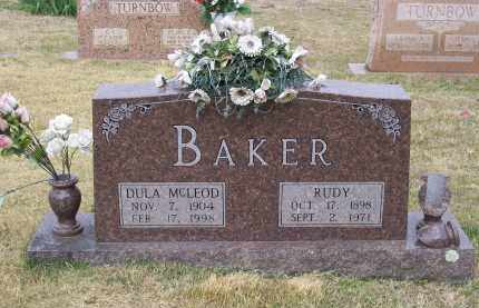 BAKER, TAYLOR RUDY - Lawrence County, Arkansas | TAYLOR RUDY BAKER - Arkansas Gravestone Photos