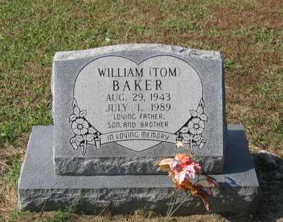 "BAKER, WILLIAM THOMAS ""TOM"" - Lawrence County, Arkansas 