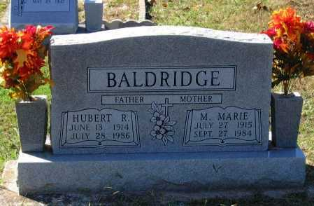 BALDRIDGE, HUBERT R. - Lawrence County, Arkansas | HUBERT R. BALDRIDGE - Arkansas Gravestone Photos
