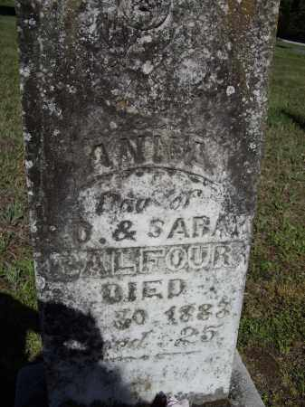 BALFOUR, ANNA - Lawrence County, Arkansas | ANNA BALFOUR - Arkansas Gravestone Photos