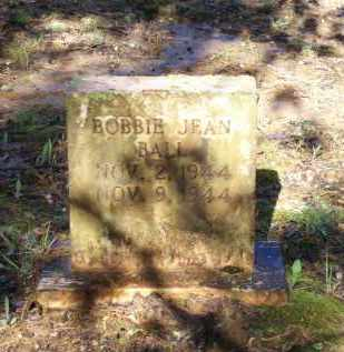 BALL, BOBBIE JEAN - Lawrence County, Arkansas | BOBBIE JEAN BALL - Arkansas Gravestone Photos