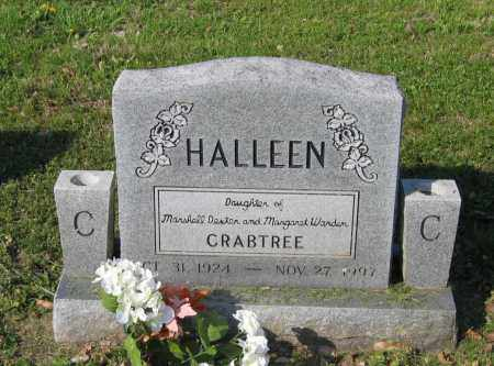 BARBARINE, HALLEEN - Lawrence County, Arkansas | HALLEEN BARBARINE - Arkansas Gravestone Photos