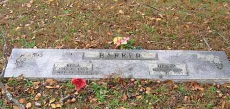 BARKER, ELLA - Lawrence County, Arkansas | ELLA BARKER - Arkansas Gravestone Photos