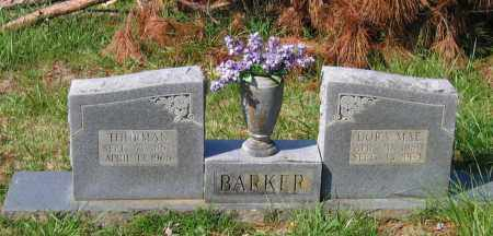BARKER, DORA MAE - Lawrence County, Arkansas | DORA MAE BARKER - Arkansas Gravestone Photos