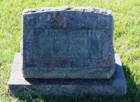 BARNES, GLADYS M. - Lawrence County, Arkansas | GLADYS M. BARNES - Arkansas Gravestone Photos