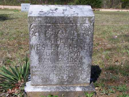 BARNET OR BARNETT, ELIZA D. - Lawrence County, Arkansas | ELIZA D. BARNET OR BARNETT - Arkansas Gravestone Photos