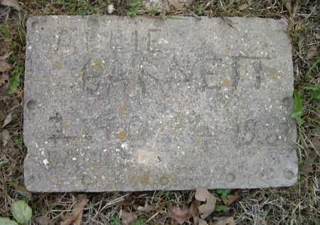 BARNETT, ABBIE - Lawrence County, Arkansas   ABBIE BARNETT - Arkansas Gravestone Photos