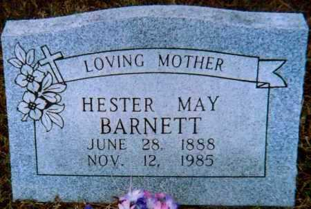 BARNETT, HESTER MAY - Lawrence County, Arkansas | HESTER MAY BARNETT - Arkansas Gravestone Photos