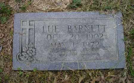 BARNETT, LUE - Lawrence County, Arkansas | LUE BARNETT - Arkansas Gravestone Photos