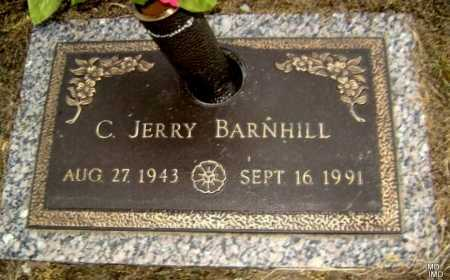 BARNHILL, CHARLES JERRY - Lawrence County, Arkansas | CHARLES JERRY BARNHILL - Arkansas Gravestone Photos