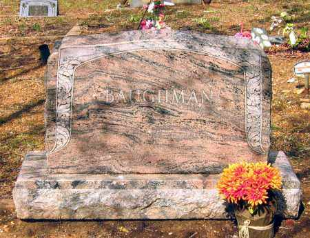 BAUGHMAN FAMILY STONE,  - Lawrence County, Arkansas |  BAUGHMAN FAMILY STONE - Arkansas Gravestone Photos