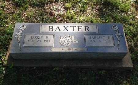 BAXTER, JESSIE E. - Lawrence County, Arkansas | JESSIE E. BAXTER - Arkansas Gravestone Photos