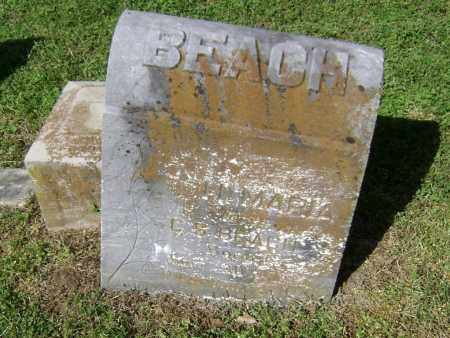 BEACH, H. MARIA - Lawrence County, Arkansas | H. MARIA BEACH - Arkansas Gravestone Photos