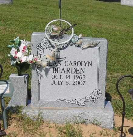 BEARDEN, JEAN CAROLYN - Lawrence County, Arkansas | JEAN CAROLYN BEARDEN - Arkansas Gravestone Photos