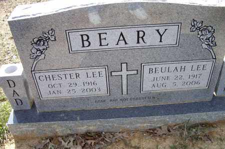 BEARY, BEULAH LEE - Lawrence County, Arkansas | BEULAH LEE BEARY - Arkansas Gravestone Photos