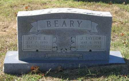 "SHANKLIN BEARY, KATHRYN ""KITTIE"" ELDORA - Lawrence County, Arkansas 
