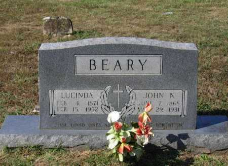 "RICHEY BEARY, LUCINDA DORCAS ""DARKNESS"" - Lawrence County, Arkansas 