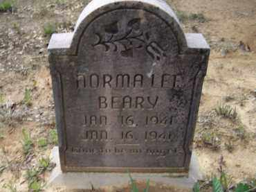 BEARY, NORMA LEE - Lawrence County, Arkansas | NORMA LEE BEARY - Arkansas Gravestone Photos