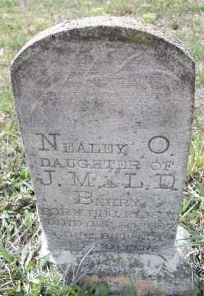 BEARY, NEALEY O. - Lawrence County, Arkansas | NEALEY O. BEARY - Arkansas Gravestone Photos