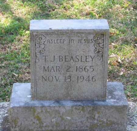 "BEASLEY, THOMAS J.  ""T. J."" - Lawrence County, Arkansas 