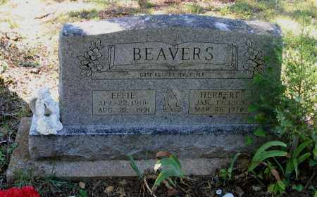 BEAVERS, HERBERT - Lawrence County, Arkansas | HERBERT BEAVERS - Arkansas Gravestone Photos
