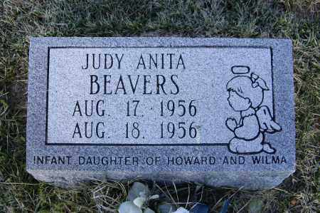 BEAVERS, JUDY ANITA - Lawrence County, Arkansas | JUDY ANITA BEAVERS - Arkansas Gravestone Photos
