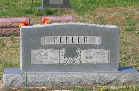 BEELER, LUCY - Lawrence County, Arkansas | LUCY BEELER - Arkansas Gravestone Photos