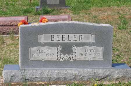 GALBRAITH BEELER, LUCY - Lawrence County, Arkansas | LUCY GALBRAITH BEELER - Arkansas Gravestone Photos